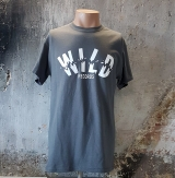 Wild Records - Logo (Charcoal)