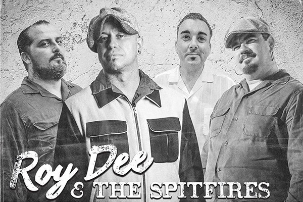 Roy Dee and the Spitfires