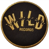 Wild Records - gold patch
