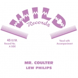 Lew Philips - Mr Coulter